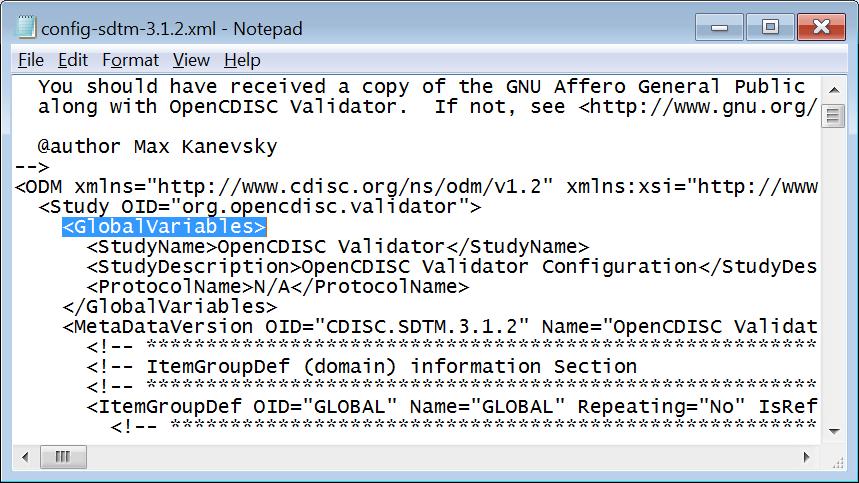SAS XML Mapper