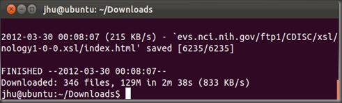 Wget_ubuntu11